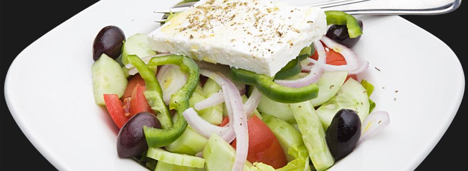 Φρέσκες σαλάτες